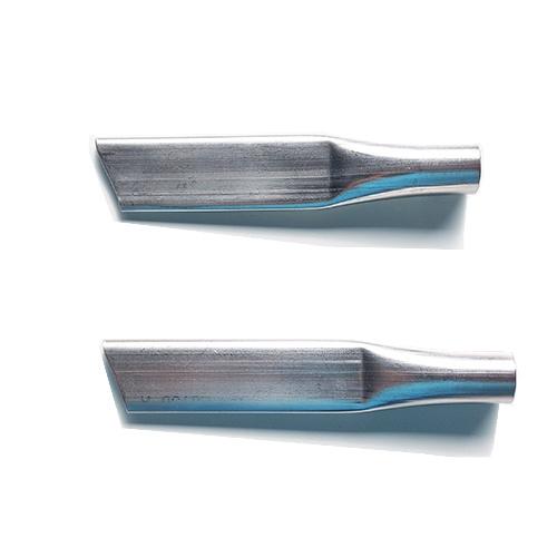 Inox nozzle voor mortelpistool
