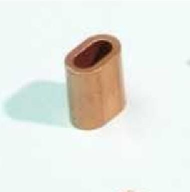 Ferrules Koper 2,5 mm: Hoogkwalitatieve naadloze koperen kabelhulzen voor het maken van beves - PEC International