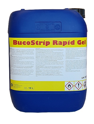 BucoStrip Rapid gel